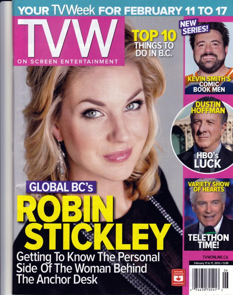 TVWeek Cover