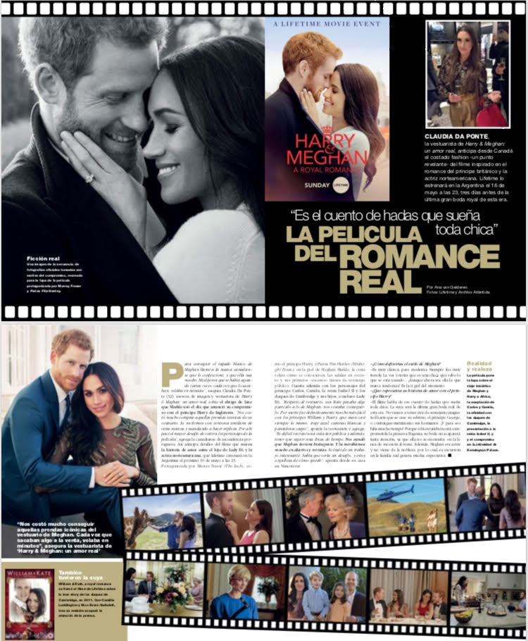 Gente Magazine Argentina